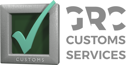 GRC Customs Services Logo